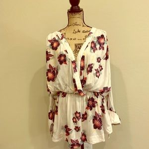 Free People Boho Floral Mi I Dress